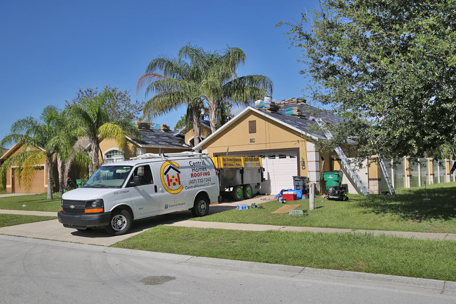 tile roof - kissimmee roofing contractor